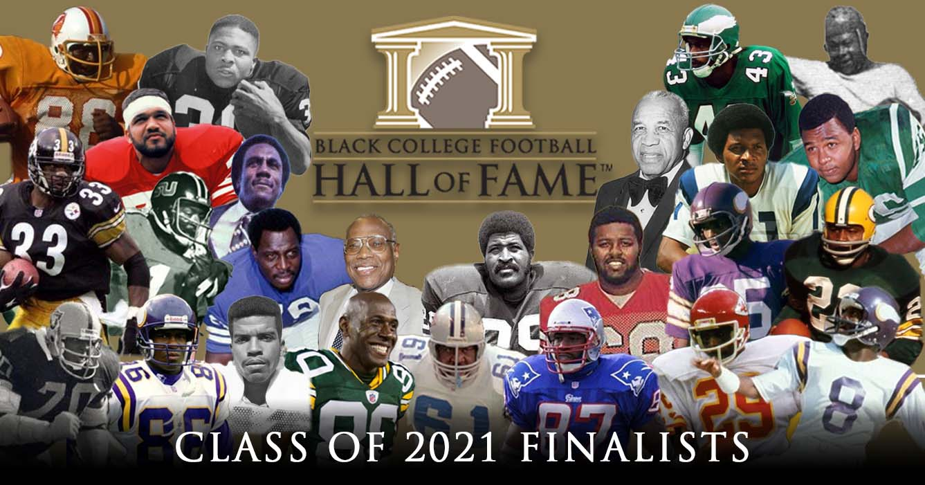 Black College Football Hall Of Fame Announces Finalists For Class Of 2021 Bcfhof