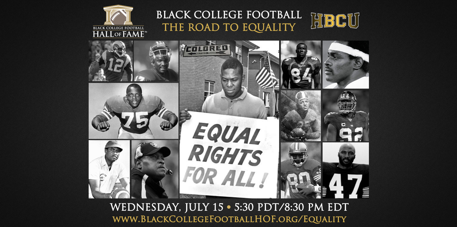 Black College Football...The Road to Equality